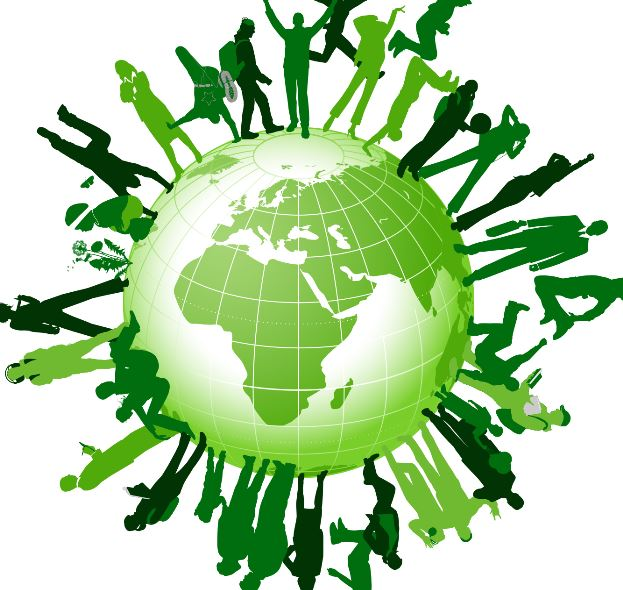 green commitment image